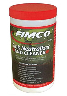 Fimco Sprayer Tank Neutralizer And Cleaner, 32 Oz