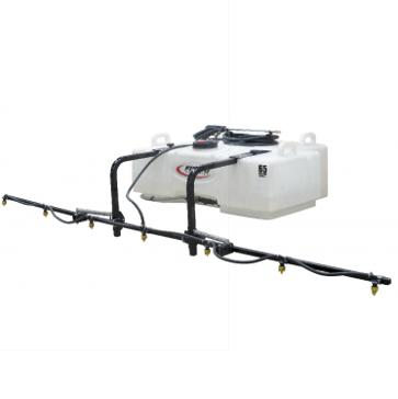 FIMCO 65 Gallon Lawn & Garden UTV Sprayer w/7-Nozzle Boom UTV-65-7