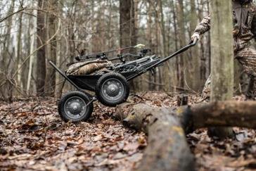 Hawk Crawler Deer Cart 3420