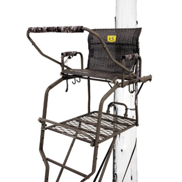 Hawk 20' Big Horn 1-Man Ladder Stand