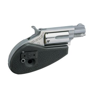 """North American Arms Mag .22 1-1/8"""" Mini Handgun w/ Holster Grip"""