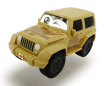 Dickie Toys Jeep Rubicon Squeezy - Assorted