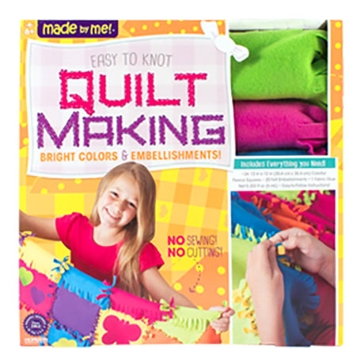 Made by Me Quilt Making Kit 57964E