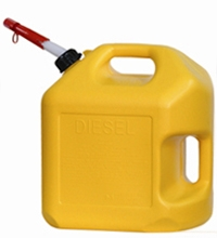 Midwest Can 5 Gallon Diesel Can 8600