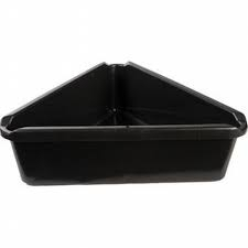Midwest Can 7.5 Quart Triangle Oil Drain Pan 6375