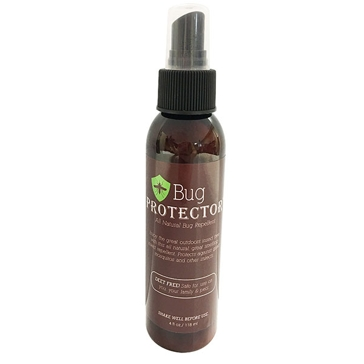 Bug Protector DEET-Free Natural Bug Repellent Spray