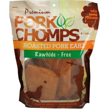 Premium Pork Chomps Roasted Pork Earz 10-Count