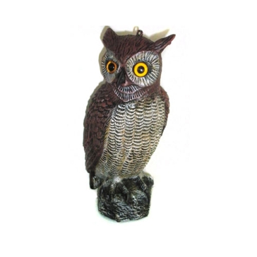 Backyard Expressions Garden Owl Decoy 911502