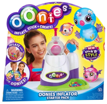 License 2 Play Toys Oonies Inflator Starter Pack