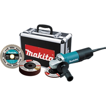 Makita 4.5in Paddle Switch Cut-Off Angle Grinder