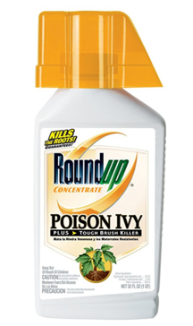 Roundup Poison Ivy Plus Tough Brush Killer Concentrate, 32-Ounce