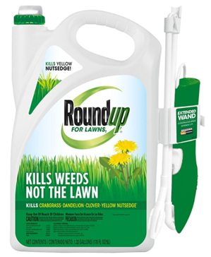 Roundup For Lawns Ready to Use Wand  - 1.33 Gallon
