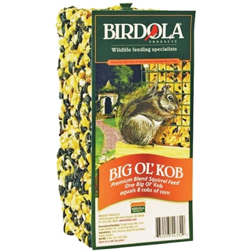 Birdola Big Ol' Kob Squirrel Feed