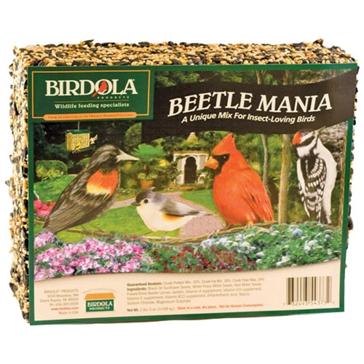 Birdola 2.3lb Beetle Mania Cake 54373