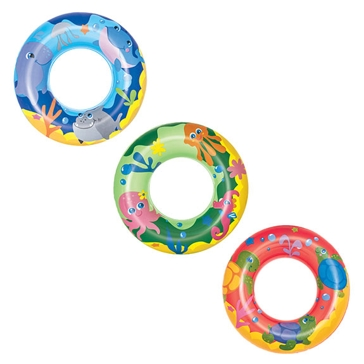 Bestway H2O Go Sea Adventures Swim Ring 36113E Asst