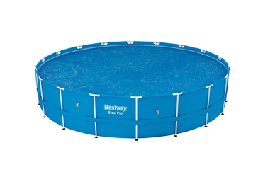Bestway 18' Solar Round Swimming Pool Cover 58173E