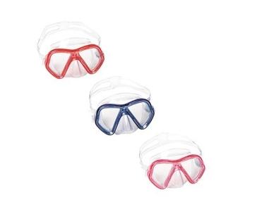 Bestway HydroPro Crystal Clear Goggles 21049 Asst