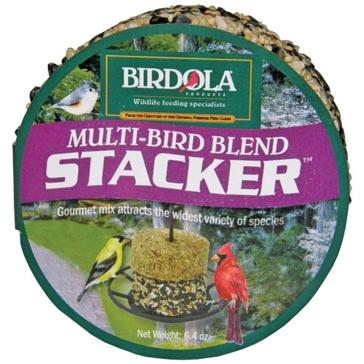 Birdola 6.4oz Multi-Bird Stacker 54610