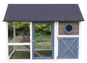 Innovation Pet Bunny Barn Rabbit Hutch 260-25