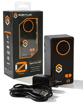 Scentlok OZ20B Active Odor Destroying Portable Ozone Deodorizer