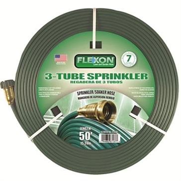 Flexon 50 ft Sprinkler Hose FS50CN