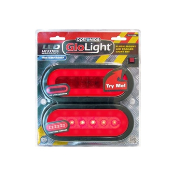 Optronics GloLight 6in Sealed LED Lights TLL112RK