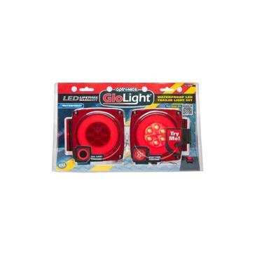 Optronics GloLight Waterproof LED Combo Tail Lights TLL190RK
