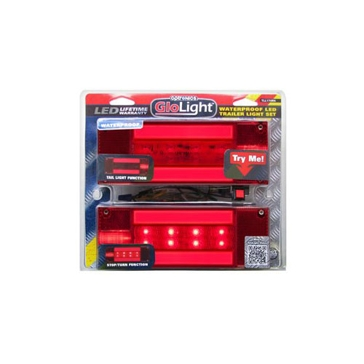 Optronics GloLight LED Low ProfileCombination Tail Lights TLL170RK