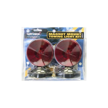 Optronics Magnetic Mount Towing Light Kit TL22RK