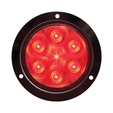 Optronics 4in Round Sealed LED Light STL13RK