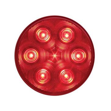 Optronics 4in Round Sealed LED Light STL13RFS