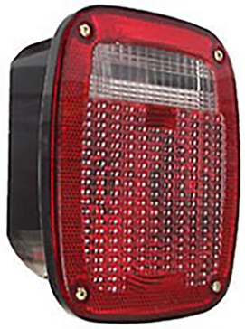 Optronics Universal Mount Combination Tail Lights ST60RS