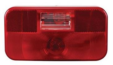 Optronics RV Combination Tail Driver Light RVST56S