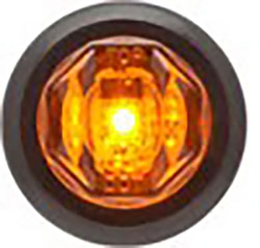 "Optronics 3/4"" LED Marker Yellow Light MCL12AK"