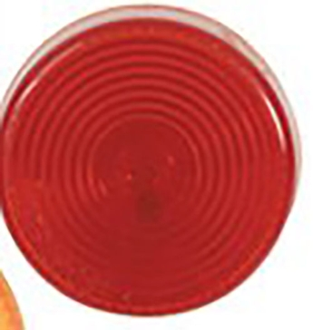 "Optronics 2"" Marker Red Light PC Rated MC53RS"