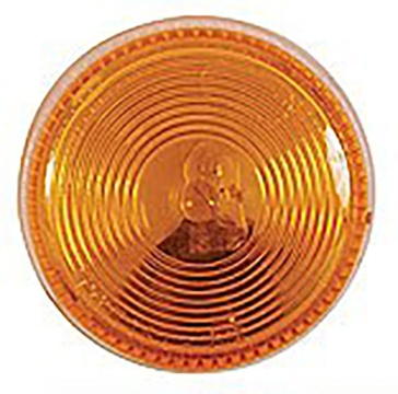 "Optronics 2.5"" Marker Yellow Light MC58AS"