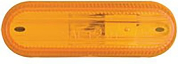 Optronics Oblong Marker Yellow Light MC68AS