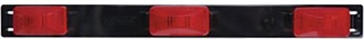 Optronics Identification Red Light Bar MC93RK
