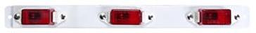 Optronics Red Identification Light Bar MC99RK