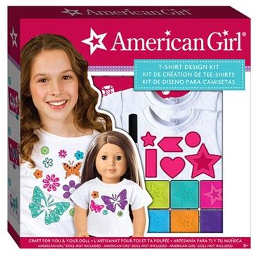 American Girl Stamping T-Shirt Design Kit 24110