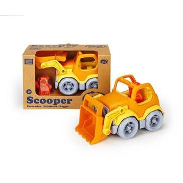 Green Toys Scooper Vehicle CSCA-1106