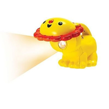 Fisher-Price Light Up Lion Flashlight KFP2453L