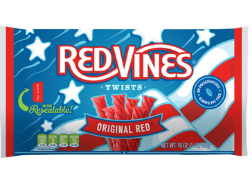Red Vines 16oz Red Licorice Candy