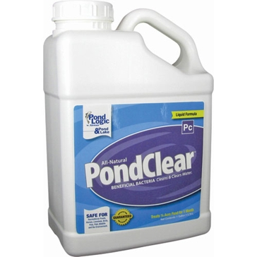 Pond Logic 1 Gallon All Natural Pond Clear 570106