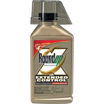 Roundup Extended Control Weed & Grass Killer Plus Weed Preventer Concentrate 32oz
