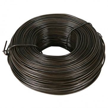 OK Brand 3.5# Black Rebar Tie Wire - 16.5ga