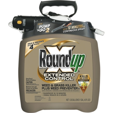 Roundup Extended Control Weed & Grass Killer RTU 1.33Gal