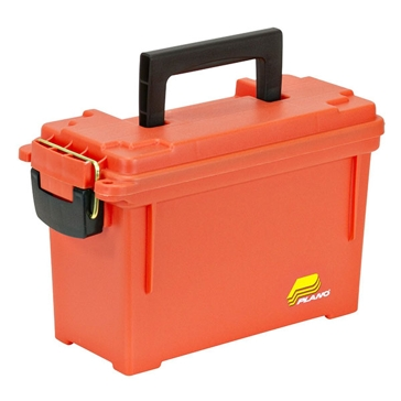 Plano Orange Marine Utility Box
