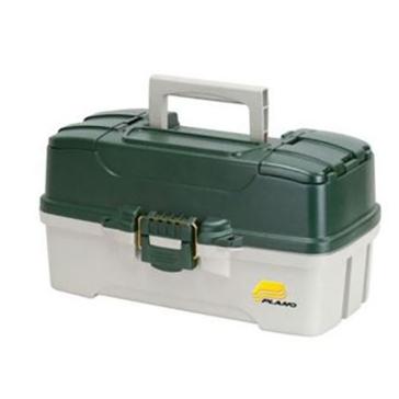 Plano Green 3 Tray Tackle Box