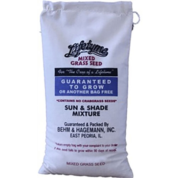 Lifetyme Sun & Shade Mix Grass Seed 5 lb